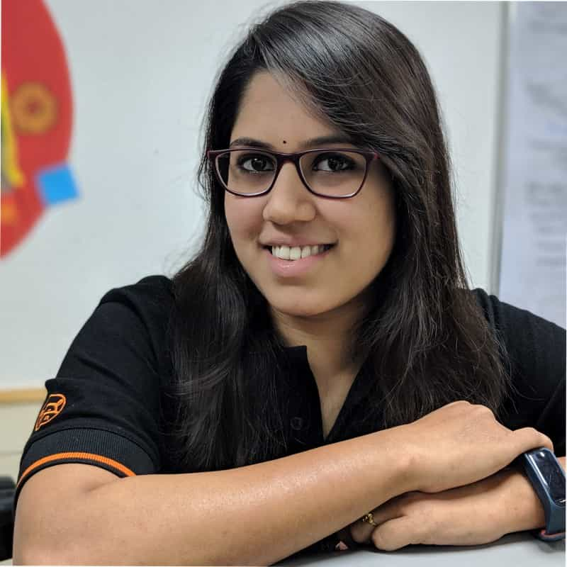 Sanjana is a Chennai Based Product Marketer working in hippo video